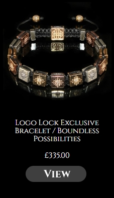 Logo Lock Exclusive Bracelet / Boundless Possibilities