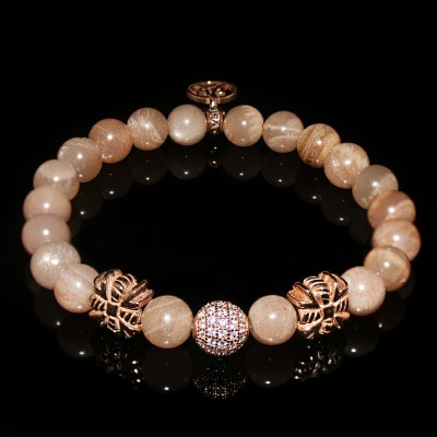 Moonstone Bracelet Passionate Love