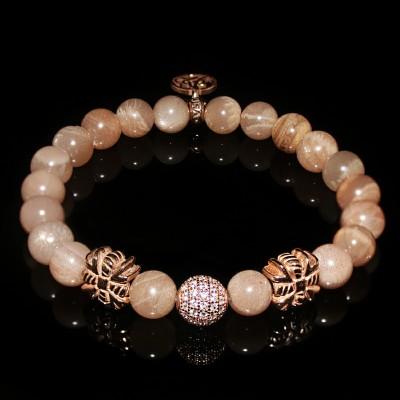 Moonstone Bracelet / Passionate Love