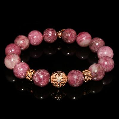 Tourmaline Bracelet  /  Joy- Happiness- And Loving Energy