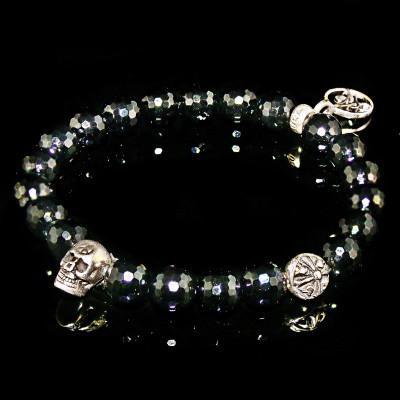Black Onyx Bracelet / Strength and Balance