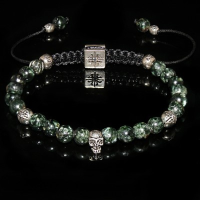 Seraphinite Bracelet  / Angel Stone -Protection