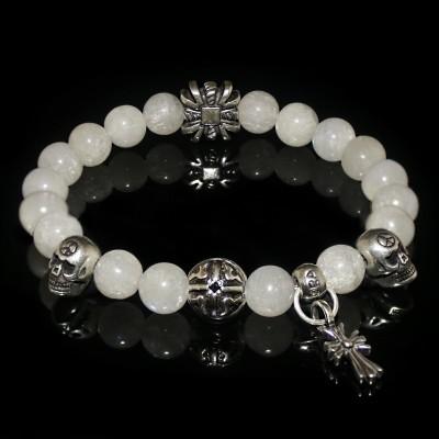 White Moonstone Bracelet  / Magic Of The Moon