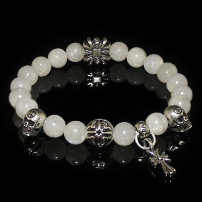 White Moonstone Bracelet  / Magic Of The Moon